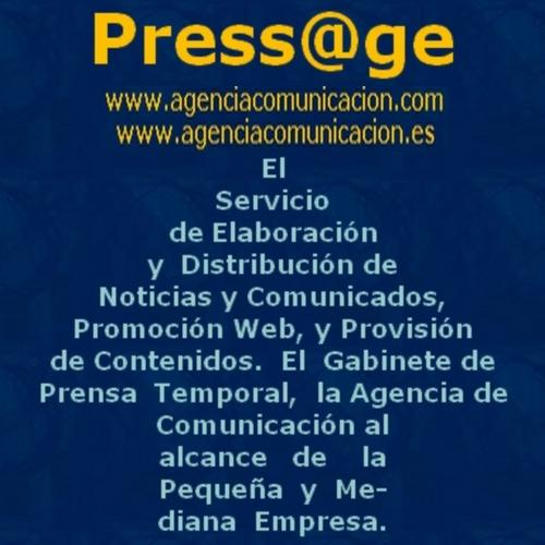 PressAge: Comunicación Global . Global Communication