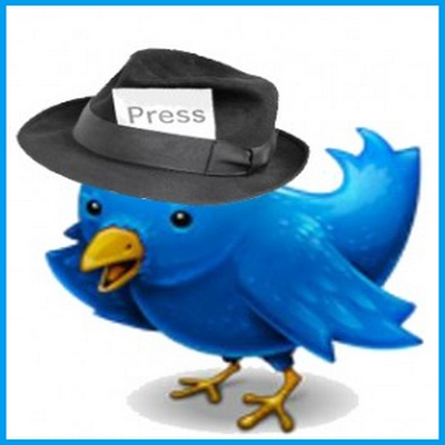 Periodistas en Twitter . Journalists on Twitter