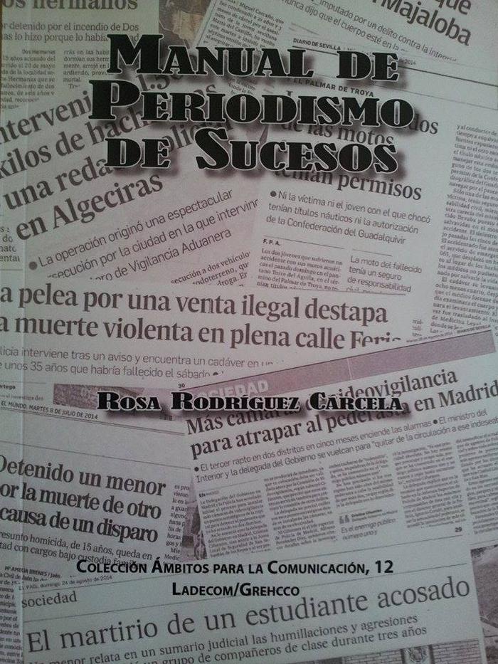 Manual de Periodismo de Sucesos