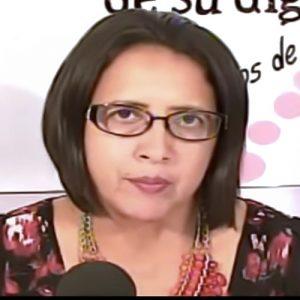 Dina Meza. Periodista y corresponsal de RSF de investigación en Honduras