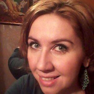 Oksana Romaniuk. Corresponsal de RSF en Ucrania y directora de la ONG ucraniana Institute of Mass Information (IMI)