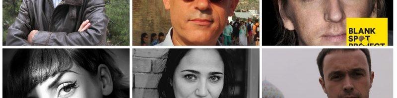 Periodistas comparten sus experiencia en zonas conflictivas, y reporterismo de guerra
