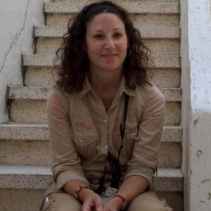 Rosa Meneses. Reportera de El Mundo. Ha cubierto la guerra del Líbano, la revolución tunecina y los conflictos de Siria y Libia
