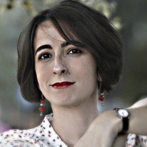 María Iglesias Real (Foto de su perfil de Twitter: @MariaIReal)
