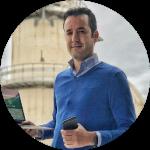 Juan Manuel Blanco Poley Responsable de Participación y Redes Sociales de Canal Sur