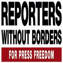 Reporteros Sin Fronteras . Reporters Without Borders